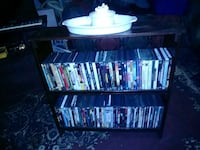 assorted DVD movie cases collection Rex, 30273