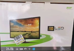 """Acer 24"""" 1080p FHD monitor"""