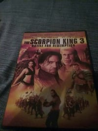 The scorpion king 3..dvd
