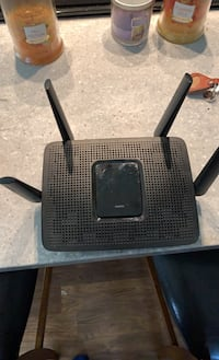 WiFi router.  Anchorage, 99507