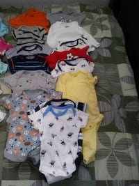 For a boy 14 new born oneses Mississauga, L4T 2C5