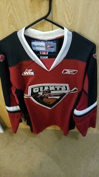 Vancouver Giants Jersey Vancouver