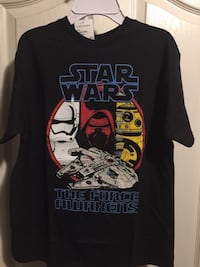 Boys the force awakens shirt  London, N6M 1J4