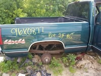 Chevy 6 1/2ft bed 500 or best offer Huntley, 60142