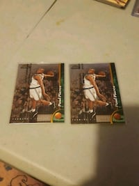 2 paul pierce topps finest rookie cards  Jessup, 20794