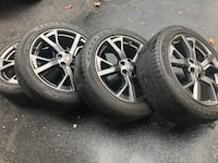 19 inch Rims and Tires Great Condition Gaithersburg, 20879
