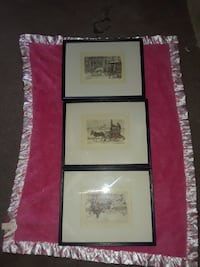 three assorted photo frames with boxes Jensen Beach, 34957
