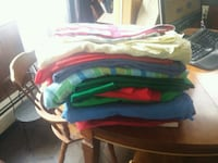12 table cloths all different sizes Grand Rapids, 49507