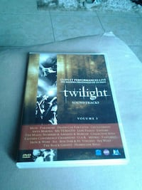 Étui DVD Twilight Soundtracks