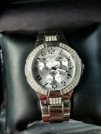 Real guess watch with real crystals Kitchener