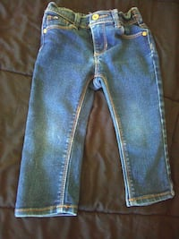 Baby girls Jordache skinny jeans size 18 months Corrales, 87048