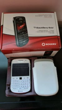 Blackberry Bold Touch 9700 Smartphone Mississauga, L5M 4S9