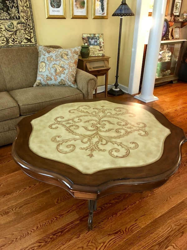 Coffee Table And End Table From Havertys Minor Surface Scratches