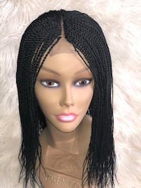 Lace Closure Micro Twist Wig Pasadena, 21122