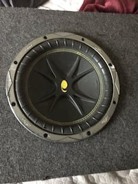 "kicker subwoofer 8"" Los Angeles, 91335"
