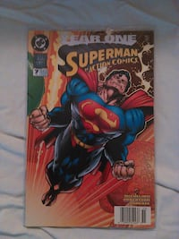 DC Year One Superman in Action Comics comic book Jersey City, 07304