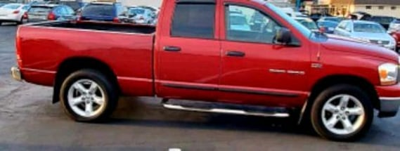 2006 Dodge Ram 1500 Pickup》4WD》RELIABLE》TOW》