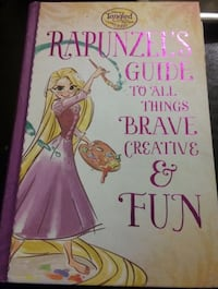 Rapunzel's Guide To All Thing's Brave Creatures, Creative And Fun Victoria