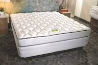 Luxury mattress plus box. 400$ delivery 40$  Edmonton, T5P 1B5