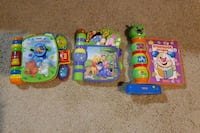 Assorted learning sound books Warrenton
