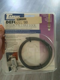 Laptop Cable Lock Pooler