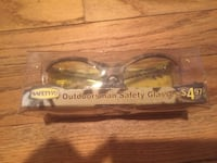 $2-New sports/outdoorsman/hunter glasses  Hyattsville, 20784