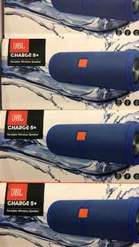 JBL CHARGE 5 PLUS(Imported) 12055 km