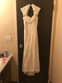 Ivory Wedding Dress/Evening Gown Regina, S4S 6L1