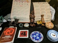 A wise assortment of Japanese and Chinese Asian collectables Winnipeg, R2W 0S8