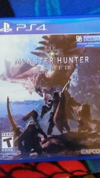 Ps4 MH: World Orlando, 32822