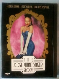 The Josephine Baker Story dvd Baltimore