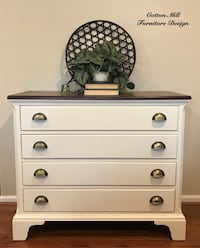 Four Drawer Dresser Woodbridge, 22192