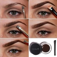 Waterproof Eye Brow Tint with Brow brush Winnipeg