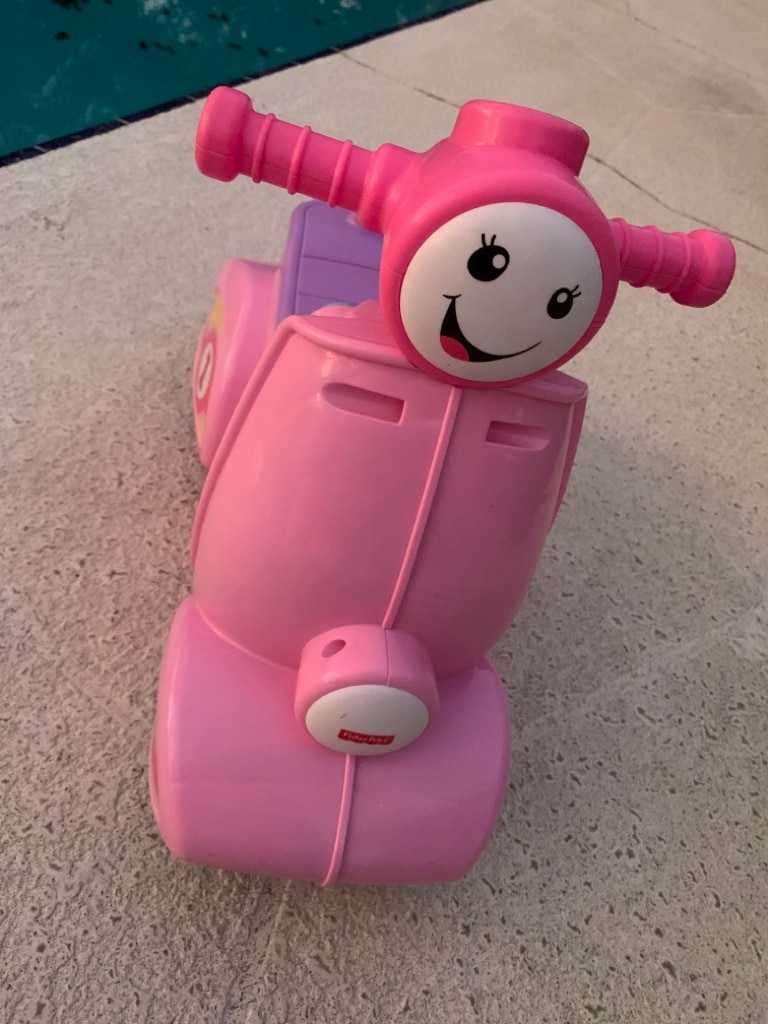 Photo Fisher Price Scooter