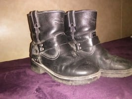 women's Harley Davidson riding boots size 8