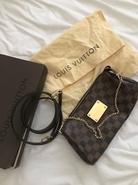 LV Eva clutch Louis Vuitton Richmond, V6X