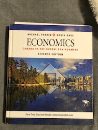 Economics Canada in the Global Environment Mississauga, L5N 6X1