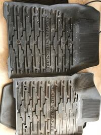 Rubber mats from Jeep Grand Cherokee  Hamilton, L8J 2N8