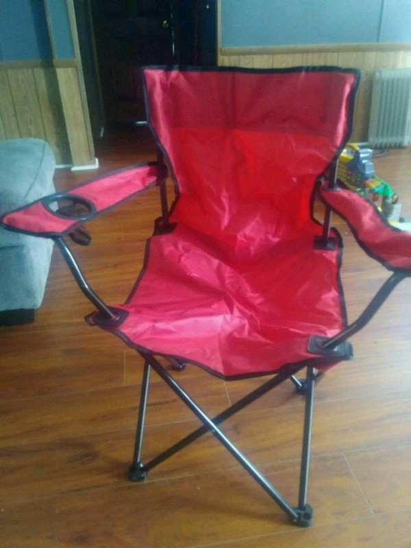 Used DICK'S SPORTING GOODS - ARMS CHAIR BRAND NEW for sale in Raleigh -  letgo