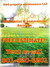 Landscaping services Provo, 84601