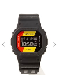 Black and yellow digital watch Los Angeles, 90022