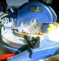 blue and black Ryobi miter saw Salem, 97304