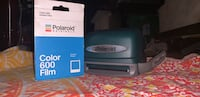 Vintage Polaroid One Step Express Instant Camera W/ film included