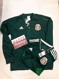 Mexico World Cup Soccer Jacket and Jersey combo  Jacksonville, 32257