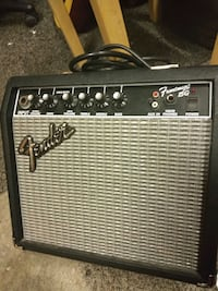 Guitar Amp (not working)