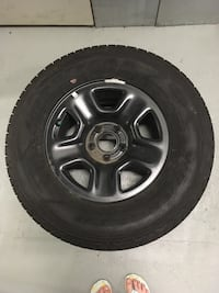 4 size 33 tires barely used Adamstown, 21710