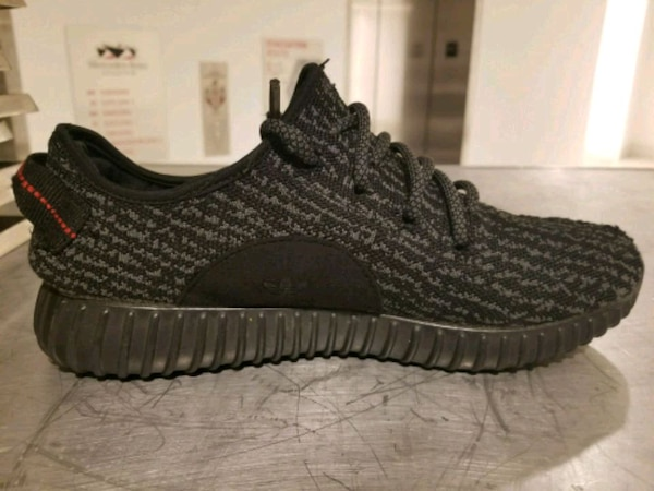 43e3282b8 Used Adidas Yeezy Pirate Black 350 (used) 9.5 for sale in Atlanta ...