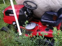 Craftsman Riding Mower  60 km