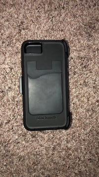 iphone 7-8 case w/ card holder on back Dallas