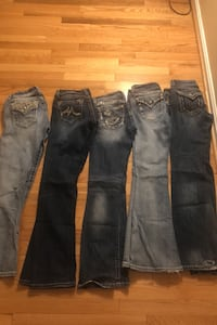 Move Out Sale!!  **Miss Me Jeans** Crownsville